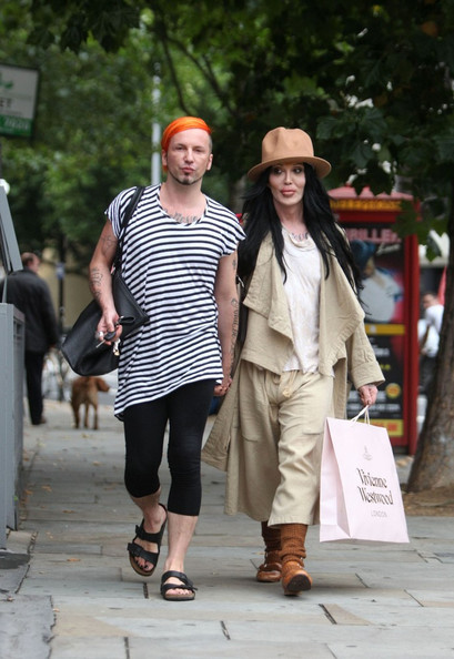 Image result for pete burns husband