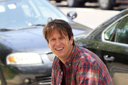 Pete Holmes Films HBO's 'Crashing'