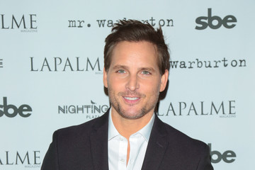 Peter Facinelli Stars Attend the LaPalme Magazine Fall Cover Party