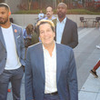 Peter Roth Mara Brock Akil And Peter Roth Outside Neuehouse In Hollywood