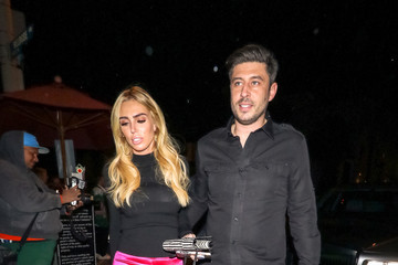 Petra Ecclestone Petra Ecclestone Outside Craig's Restaurant In West Hollywood