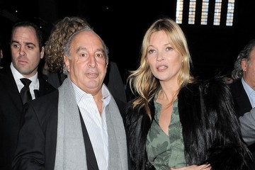 Philip Green Arrivals at the Topshop Show — Part 2