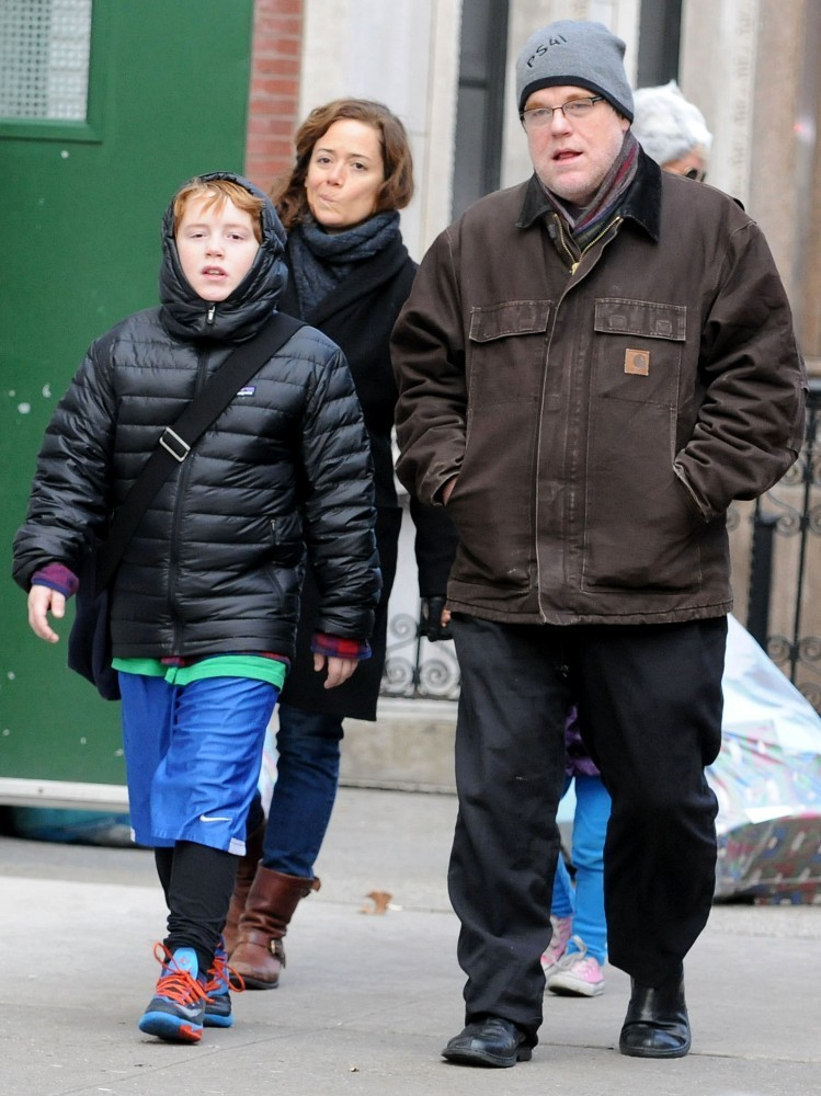 Philip Seymour Hoffman Leaves Behind Wife Mimi O'Donnell ...