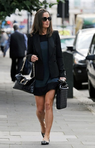 Pippa Middleton - Pippa Middleton Out in Kensington