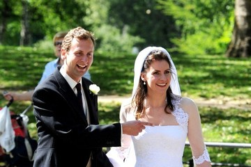 Katherine Phillips Pippa Middleton Goes to a Wedding