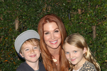 Poppy Montgomery Celebrities Attend Opening Night of Cirque Du Soleil's 'Kurios - Cabinet of Curiosities'