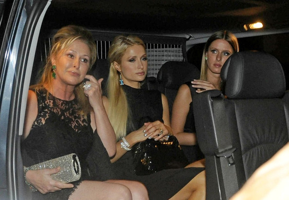 Petra Ecclestone wedding party