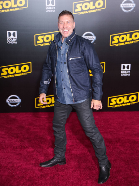 Premiere Of Disney Pictures and Lucasfilm's 'Solo: A Star Wars Story'