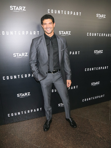 Premiere of Starz's 'Counterpart'