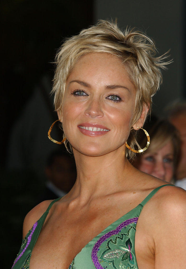 """Sharon Stone Photos - Premiere of """"Catwoman"""" - 8791 of"""