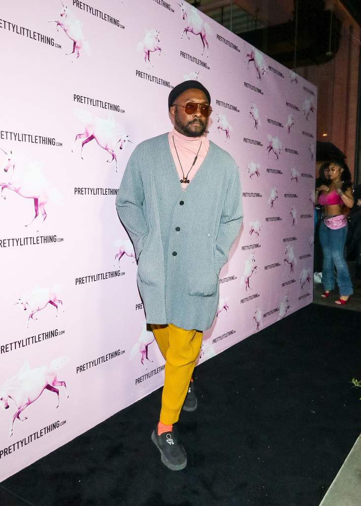 Will I Am Will I Am Photos Prettylittlething La Office Opening Party Zimbio