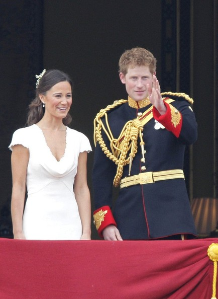 Prince Harry and Pippa Middleton Royal Wedding William and Kate with