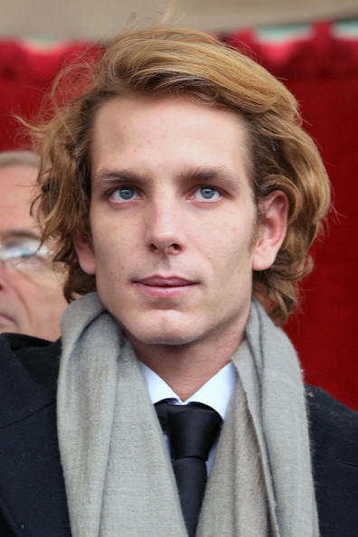 Prince Andrea Casiraghi is a guest of honor at the 149th Hospices de Beaune Wine Auction.