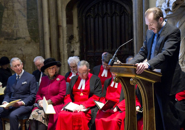 Members of the Royal family celebrate Charles Dickens