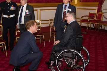 Prince Harry Prince Harry Hosts the President's Party