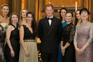 Prince Harry Prince Harry Attends a Gala Dinner