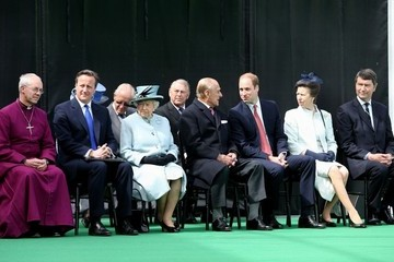 Prince William The Royal Family Mark The 800th Anniversary Of The Magna Carta