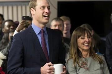 Prince William The Duke of Cambridge Visits St Basils