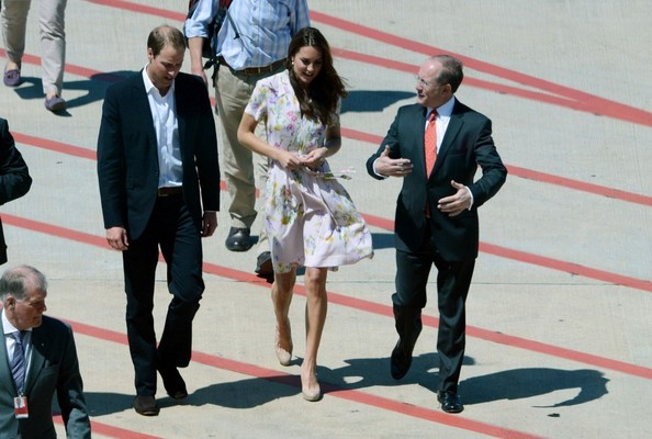 Príncipe William - Royals Terra em Brisbane Austrália