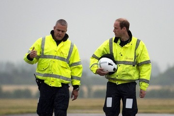 Prince William The Duke of Cambridge Has a New Job