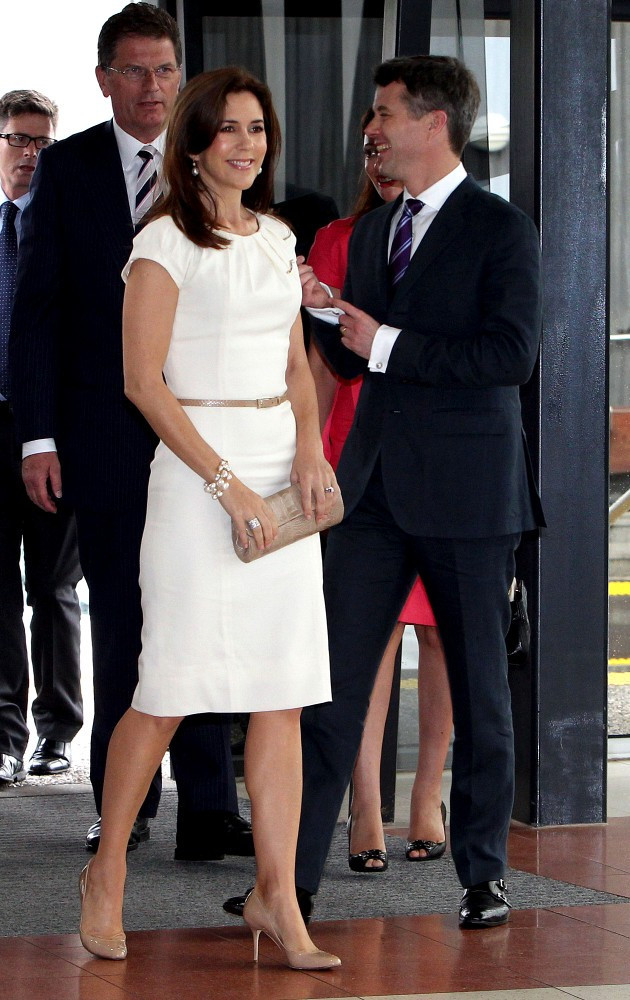 Princess Mary Photos Photos Princess Mary Visits The
