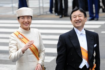 Princess Masako Willem-Alexander Succeeds Queen Beatrix