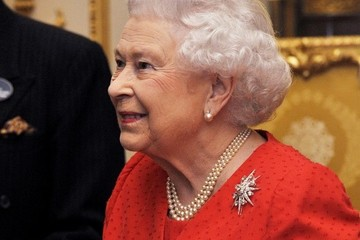 Queen Elizabeth II Queen Elizabeth II Hosts Magna Carta Reception
