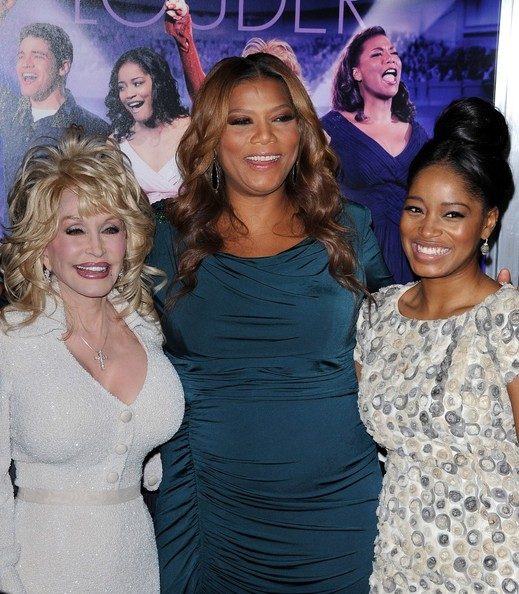 "Queen Latifah - ""Joyful Noise"" World Premiere"