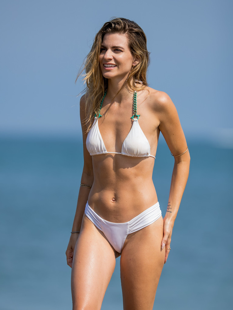 Malibu 2018 >> Rachel Mccord Photos Photos - Rachel McCord Is Seen Surfing in Malibu - Zimbio
