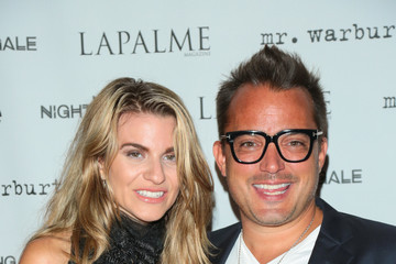 Rachel Mccord Stars Attend the LaPalme Magazine Fall Cover Party