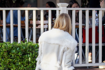 Rachel Zoe Rachel Zoe Runs Errands in Style