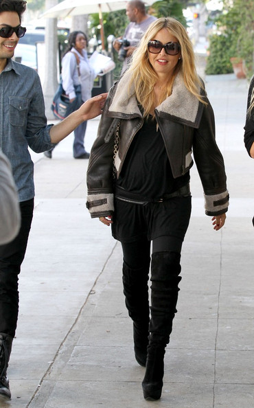 Rachel Zoe and Roger Berman - Rachel Zoe on Robertson Boulevard
