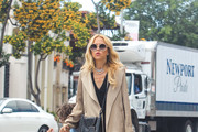 Rachel Zoe Is Seen Out In Beverly Hills
