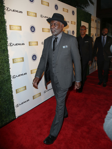 Celebs Arrive at ICON MANN's 4th Annual Power 50 Dinner []