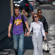 Randy Bick Kathy Griffin Seen In Los Angeles