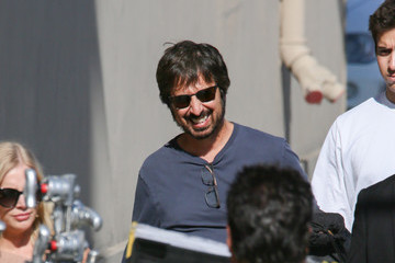 Ray Romano Ray Romano Arriving on the Set of 'Jimmy Kimmel Live'