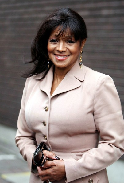 Rebbie Jackson Outside The London Studios Zimbio