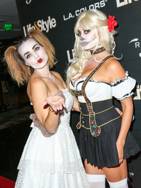 Life & Style Weekly's 'Eye Candy' Halloween Bash Hosted by LeAnn Rimes []