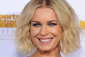 Rebecca Romijn Sports Illustrated Swimsuit Issue 50th Anniversary Bash