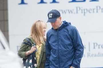 Reese Witherspoon Reese Witherspoon and Jim Toth Go for a Walk