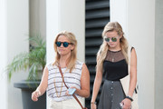 Reese Witherspoon and Daughter Ava Phillippe Go out