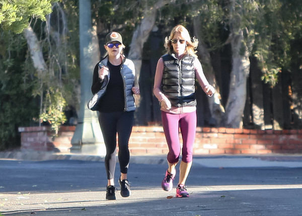 Reese Witherspoon Out With A Friend