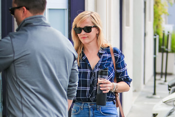 Reese Witherspoon Reese Witherspoon Spotted In L.A.