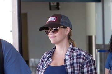 Reese Witherspoon Reese Witherspoon Lands in LA