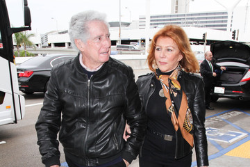 Regis Philbin Regis Philbin and Joy Philbin Jet Out of Town