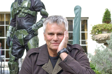 Richard Dean Anderson Richard Dean Anderson Launches 'Halo 3'