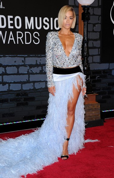 Rita Ora - Arrivals at the MTV Video Music Awards — Part 2