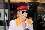 Rita Ora Gets Breakfast with Nick Grimshaw