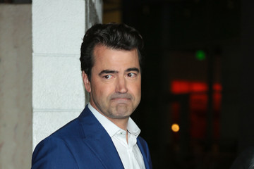 Ron Livingston Celebrity Sightings Is Seen at ArcLight Theatre