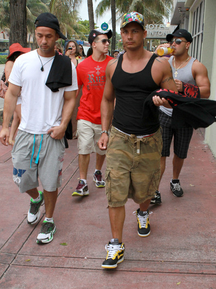 D And D Trailers >> Ronnie Ortiz-Magro Photos Photos - Jersey Shore Guys Get ...